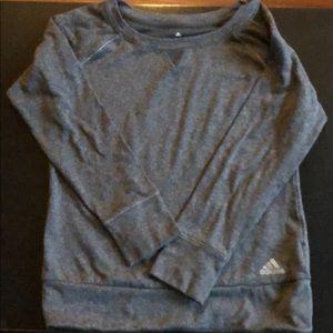 Adidas long sleeve shirt size small